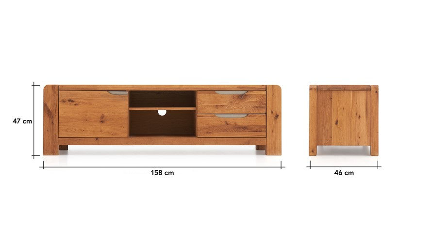 Mezzano TV Unit