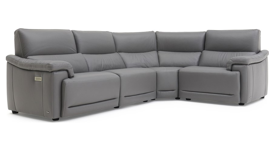 Natuzzi Editions Naples Corner Sofa | Sterling Furniture