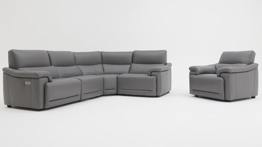 Natuzzi Editions Naples Corner Sofa