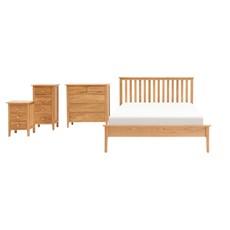 Newbury Bedroom Package With Bed