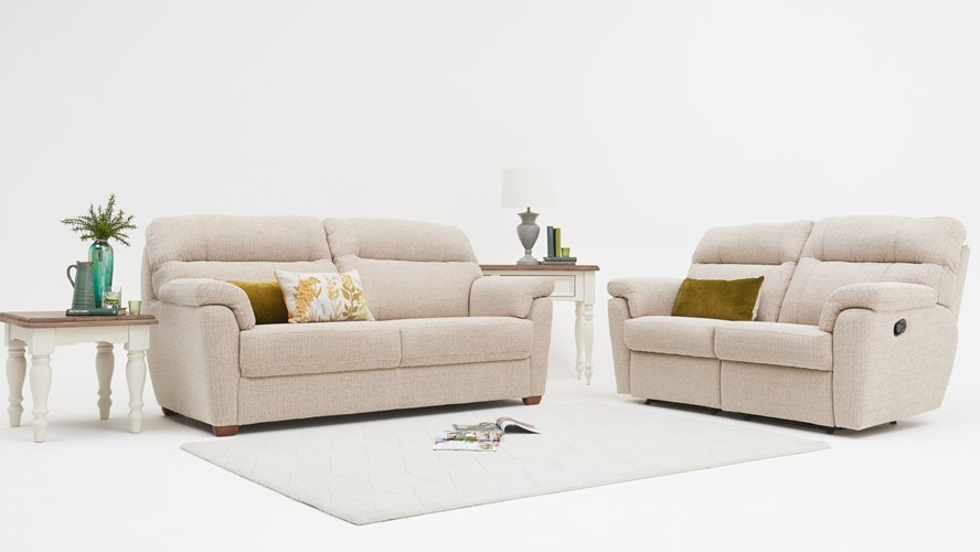 Newry 2 Seater Recliner Sofa