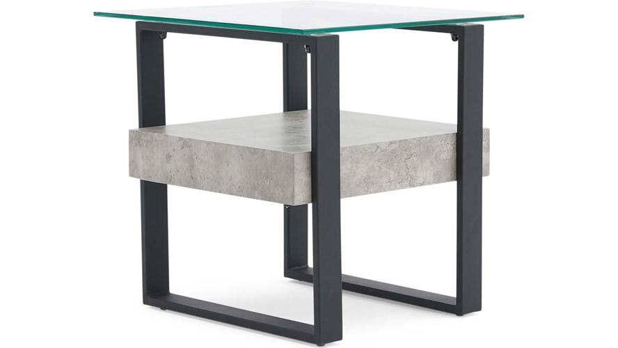 Newton Lamp Table