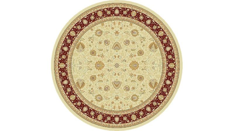 Noble Art Circular Rug - 6529-191