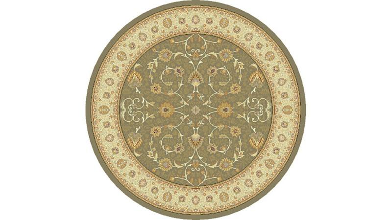 Noble Art Circular Rug - 6529-491