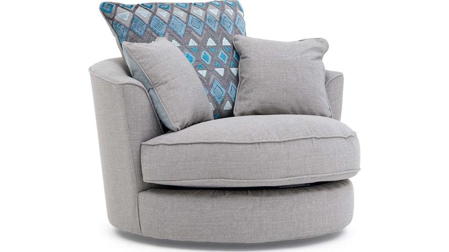 Novel Swivel Chair