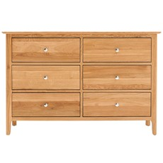Newbury 6 Drawer Chest