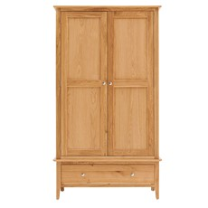 Newbury Double Wardrobe