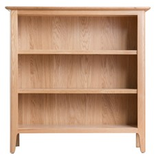 Newbury Small Wide Bookcase