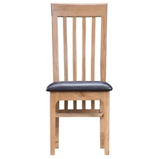 Newbury Slat Back Dining Chair