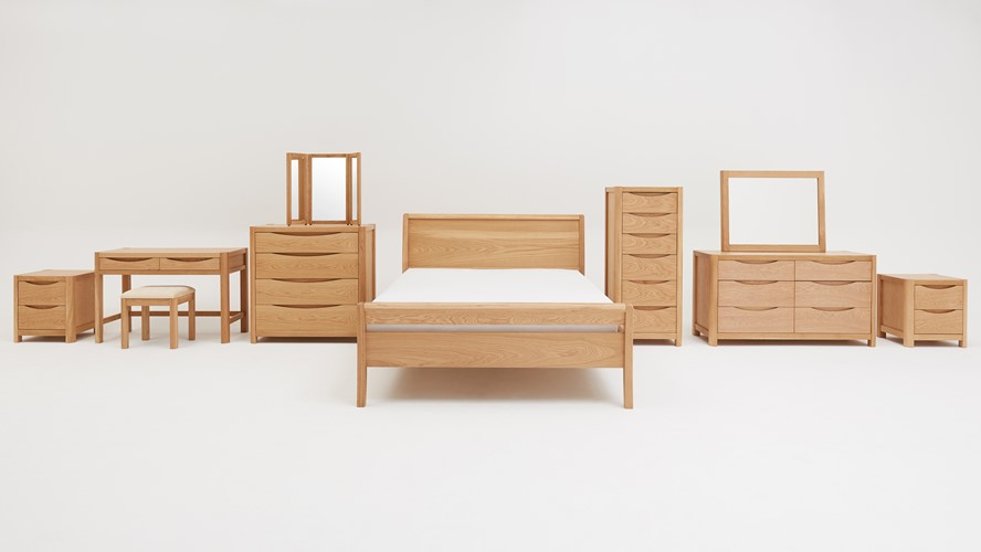 Olsen Bedroom Package With Bed