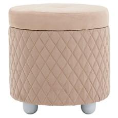 Onda Rombi Round Footstool