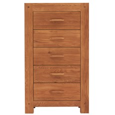 Halo Hampshire 5 Drawer Tall Chest