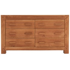 Halo Hampshire 6 Drawer Wide Chest