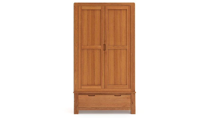 Estelle Double Wardrobe