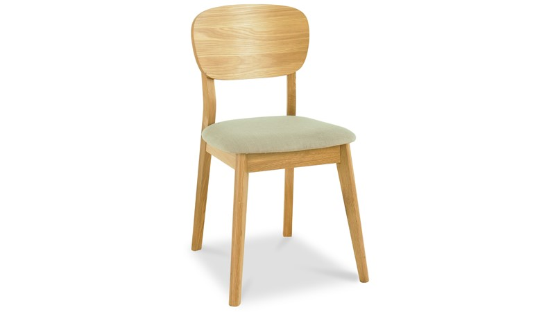 Carter Oak Dining Chair