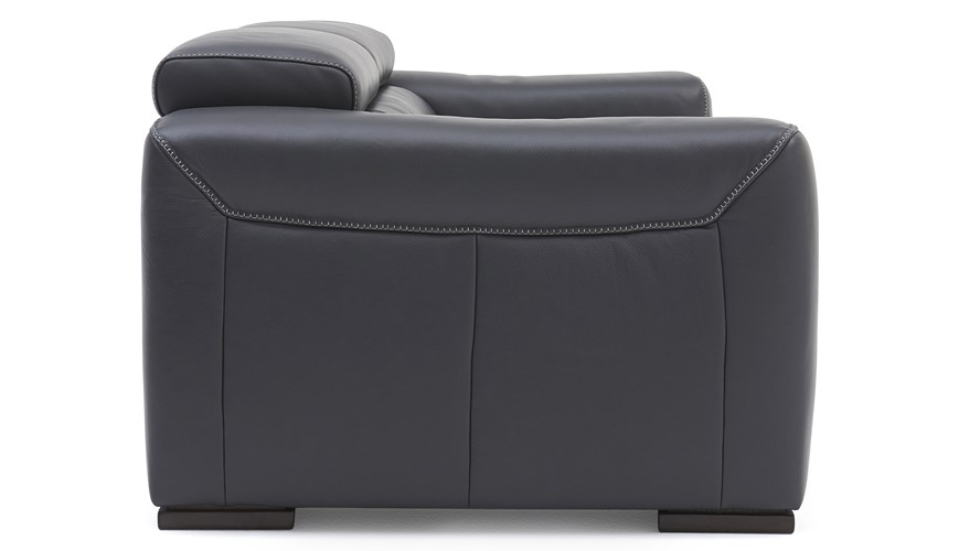 Natuzzi Editions Pavia Loveseat Sofa