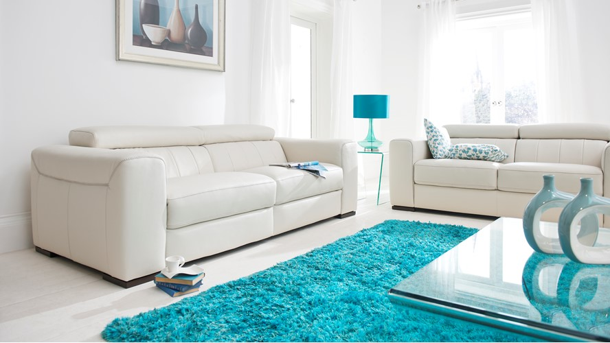 Natuzzi Editions Pavia Power Recliner Loveseat Sofa