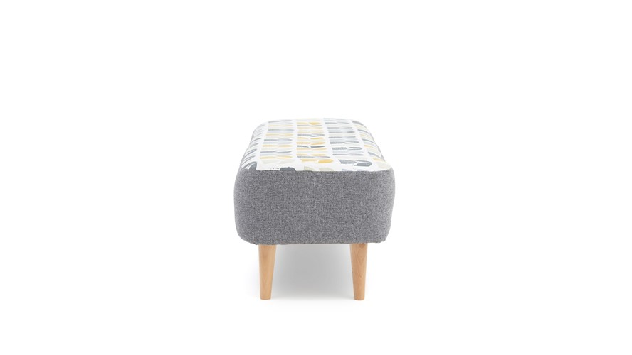 Phoebe Large Bench Stool