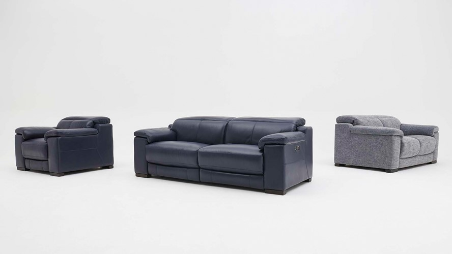 Plaza 2.5 Seater Recliner Sofa