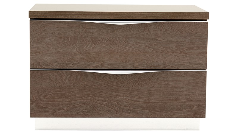 Platinum Maxi Bedside Chest