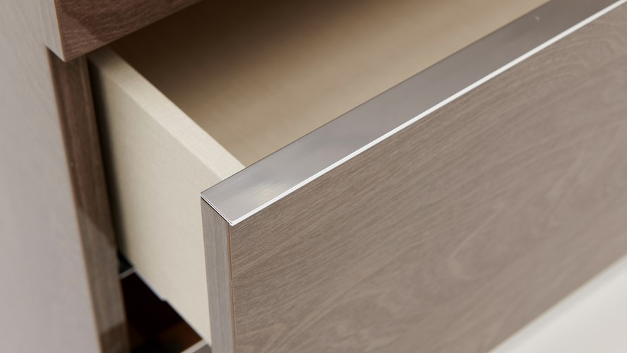 Platinum 3 Drawer Chest