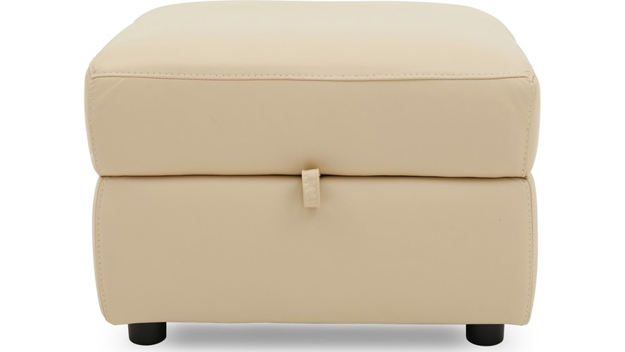 Poise Storage Footstool