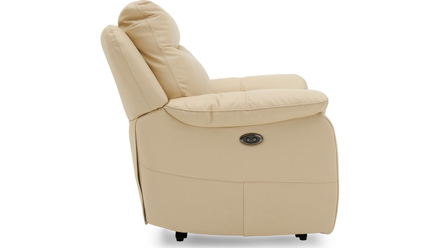 Poise Recliner Chair - Leather