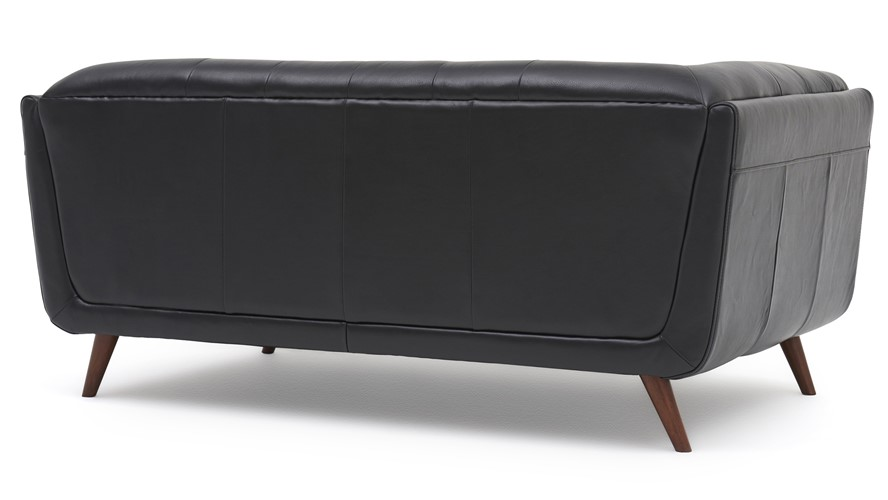 Siena Small Leather Sofa