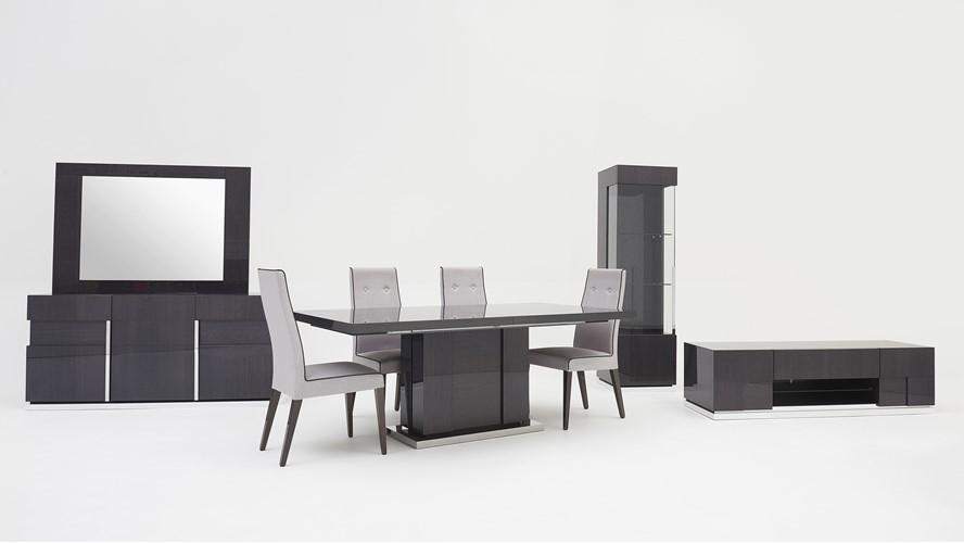 Pesaro Display Cabinet - Left
