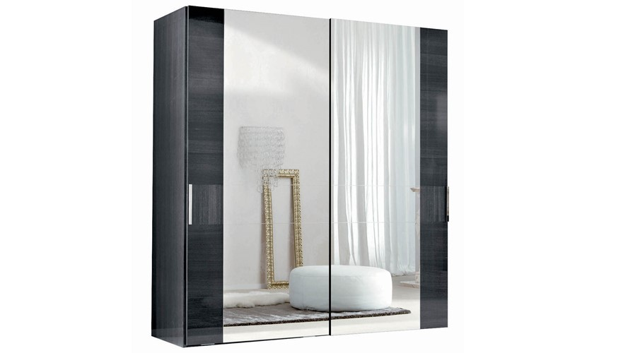 Pesaro 2 Door Sliding Wardrobe