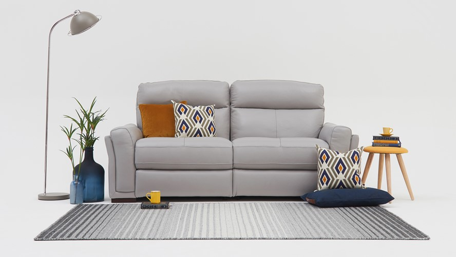 Reese 3 Seater Recliner Sofa