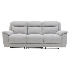 Repose 3 Seater Recliner Sofa - Fabric