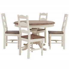 Rockport Rockport Round Dining Table & 4 Chairs