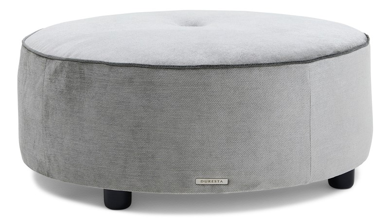 Duresta Roxbury Round Stool