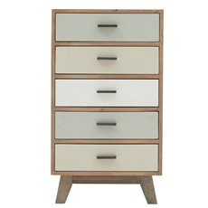 Milo 5 Drawer Tall Chest