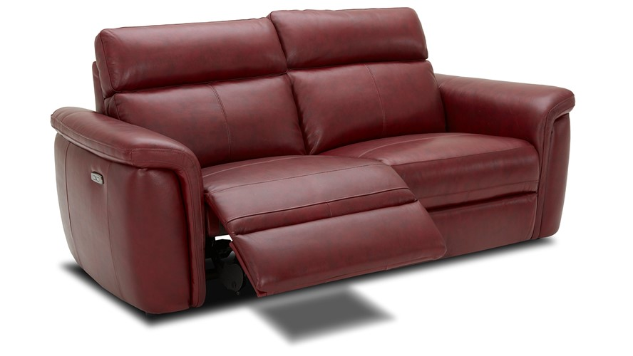 Sark 3 Seater Power Recliner