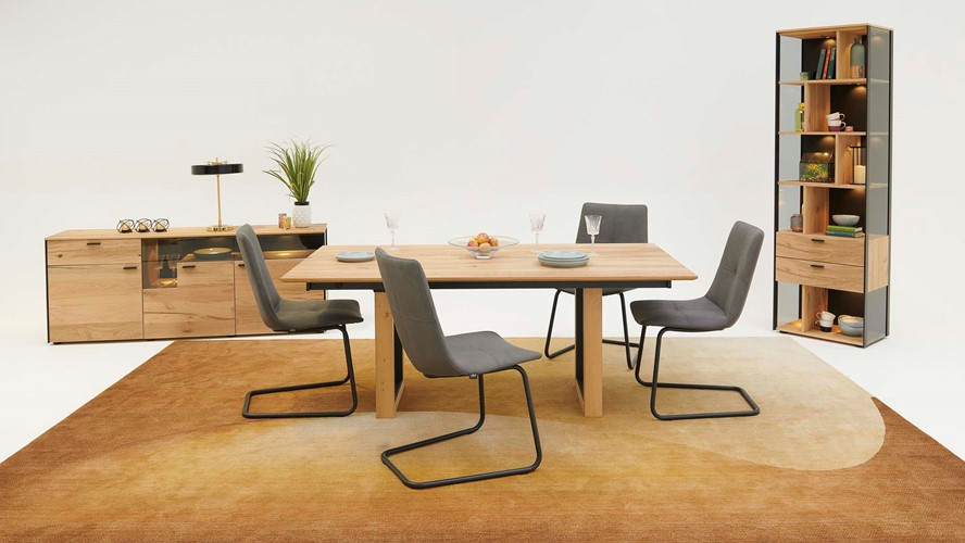 Venjakob Schoener Wohnen Extending Dining Table