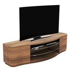 Tom Schneider Serpico TV Media Unit with Sound Bar