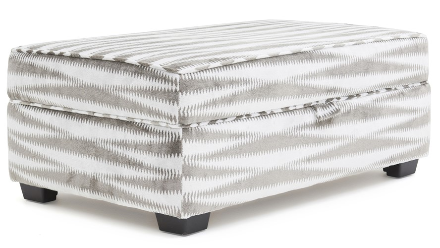 Shelby Storage Footstool