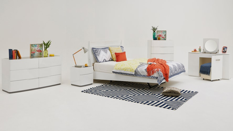 Sigma Floating Bedframe