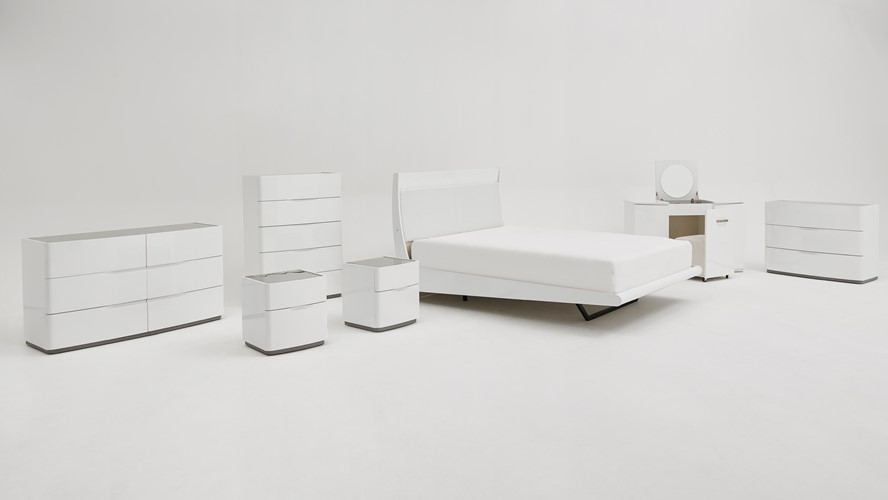 Sigma Bedroom Package With Bed