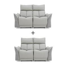 2 Tivoli 2 Seater Sofas