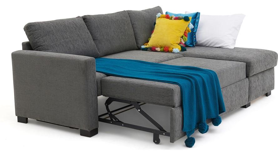 Studio Sleep Corner Sofa Bed - RHF
