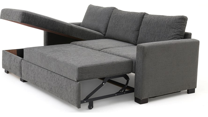 Studio Sleep Corner Sofa Bed - LHF