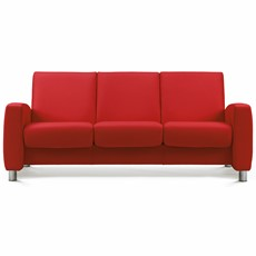 Stressless Arion 3 Seater Low Back Sofa