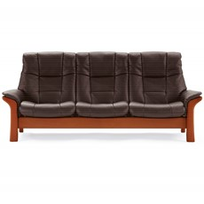 Stressless Buckingham 3 Seater High Back Sofa