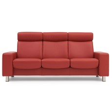 Stressless Pause High Back 3 Seater Sofa