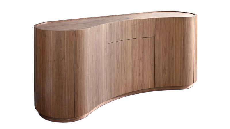 Tom Schneider Swirl Large Sideboard