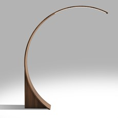 Tom Schneider Swoop LED Floor Lamp