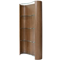 Tom Schneider Swirl Shelved Display Unit